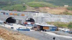 Autoroute Est-Ouest: reprise par Cojaal du chantier de Djebel Ouhach de