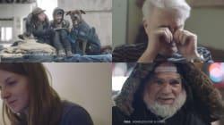 노숙자들이 자신들을 향한 욕 트윗을