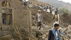 Yémen: Raids aériens et blocage des