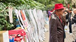 Το εξωτικό νυφοπάζαρο της Σαγκάης ζωντανεύει σε 7
