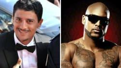 Nouveau clash entre l'acteur franco marocain Said Taghmaoui et le rappeur