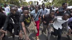 Κένυα: Εκατοντάδες φοιτητές στους δρόμους για τα μέτρα ασφαλείας στα