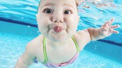 Les bébés nageurs comme vous ne les avez jamais