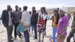 Δραματικές σκηνές στη Γαύδο - Τη σίτιση των μεταναστών έχουν αναλάβει οι
