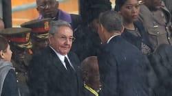 Πριν την ιστορική συνάντηση, Ομπάμα – Κάστρο μίλησαν