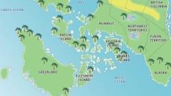 Le Canada et ses îles