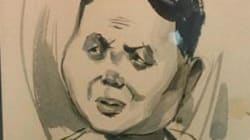 뉴욕고서전에서 한국인 위안부 초상화