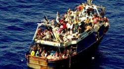 Les garde-côtes italiens repêchent neuf corps de migrants venus de