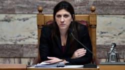 Καταγγελίες μέσω Facebook για προσβλητική συμπεριφορά της Ζωής Κωνσταντοπούλου σε