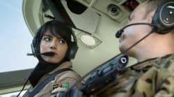Η πρώτη γυναίκα- πιλότος της αφγανικής πολεμικής αεροπορίας από την πτώση των