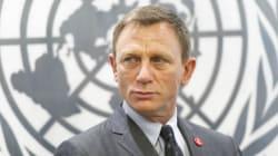007 대니얼 크레이그, 반기문의