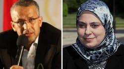 Idylle ministérielle: Lhabib Choubani et Soumia Benkhaldoun annoncent leurs