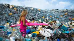 Le drame des Maldives, ce sont ces bouteilles qui polluent les