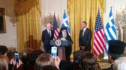 Ο Ομπάμα εξήρε το ρόλο της ελληνικής ομογένειας στις