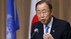 Guerre au Yémen: Ban Ki-moon appelle à un arrêt des