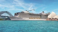 Ovation of the Seas: Το κρουαζιερόπλοιο του ενός δισεκατομμυρίου