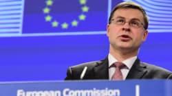 Ντομπρόβσκις: Καμία εκταμίευση για την Ελλάδα μέχρι να συμφωνηθούν οι