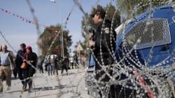 Sit-in au centre-ville pour réclamer le retrait du projet de loi de répression des atteintes contre les forces