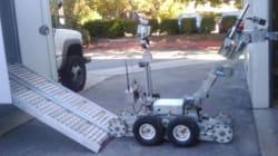 Το ρομπότ που σταμάτησε μια αυτοκτονία παραδίδοντας μια