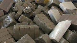 Plus de 9 tonnes de résine de cannabis saisies sur les côtes