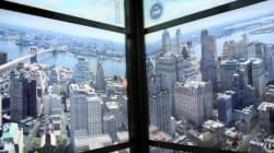 L'ascenseur du 1 World Trade Center vous fera revivre l'histoire de New