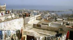 Les terrasses de la Casbah et les terrasses