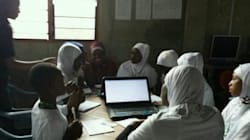 Κορίτσια στην Αφρική «σκαρφαλώνουν στην κορυφή» μαθαίνοντας