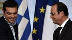 Συνάντηση Τσίπρα και με τον Φρανσουά Ολάντ στο περιθώριο της έκτακτης Συνόδου