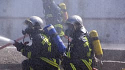 Ένας νεκρός σε πυρκαγιά σε εργοστάσιο στο