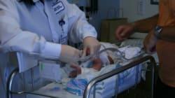 Νεογέννητο βρέφος έζησε μόλις 100 λεπτά και έγινε ο νεότερος δωρητής