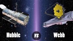 Hubble a 25 ans: à quoi ressemblera Webb, son successeur en