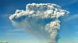 Chili et Argentine en alerte après l'éruption du volcan Calbuco, assoupi depuis 54