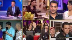 Ratés, cafouillages, incidents du direct: Petit bêtisier de la télévision