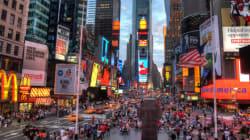 Lettres d'Amérique : New York City-Philadelphie-Washington