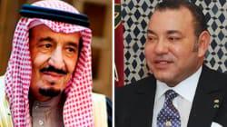 Mohammed VI en visite en Arabie saoudite