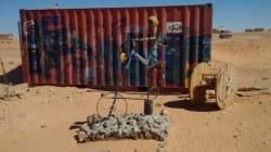 Musicien, artiste et cinéaste dans les camps de réfugiés Sahraouis