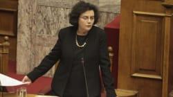 Βαλαβάνη: Έρχεται ρύθμιση για την κατάργηση φορολόγησης αποζημιώσεων και επιδοτήσεων των