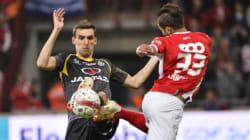 Le footballeur belge victime d'un arrêt cardiaque en plein match est