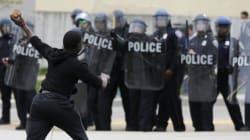 BINTEO: Νεαρός διαδηλωτής στη Βαλτιμόρη ξυλοκοπείται από τη μητέρα του μπροστά στην