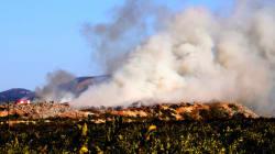 Οι πρώτες ανησυχητικές φωτιές της άνοιξης – Συναγερμός στην Πυροσβεστική – Στη Σάμο κλιμάκιο της