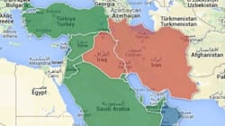 Iran-Arabie saoudite: une carte pour comprendre les jeux d'alliance au