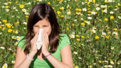 Ängste und Stress können Allergien