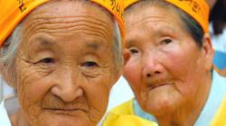 여성단체들, 위안부 할머니 '노벨평화상'