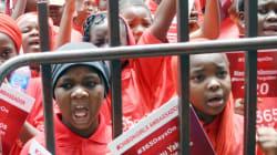 300 filles et femmes sauvées d'un fief du groupe Boko