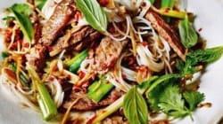 Beef, Lemongrass and Sichuan