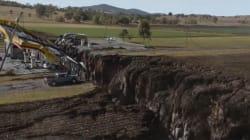 Warner Bros sortira son film catastrophe malgré le séisme au