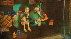 Αυτές οι εικονογραφήσεις αποδεικνύουν ότι η αγάπη κρύβεται στα μικρά