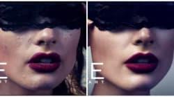 Les retouches Photoshop des images de mode sont toujours