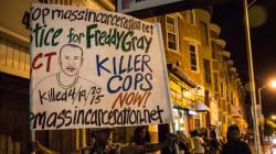 Συνεχίζονται οι νυχτερινές διαδηλώσεις στη Βαλτιμόρη παρά την απαγόρευση της