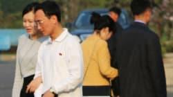 북한 평양과기대, 여학생 처음